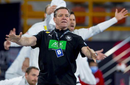 Bundestrainer Gislason freut sich über drei Rückkehrer