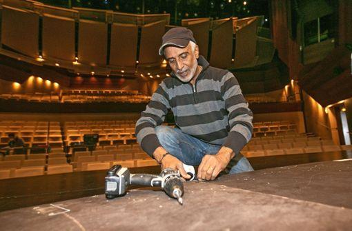 Die Fluchtgeschichte des Esslinger Bühnentechnikers Fasil Seyoum als Theaterstück