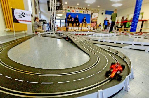 Zwei Tage Formel-1-Rennen im Miniaturformat