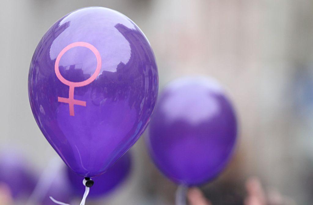 Am 8. März ist Internationaler Frauentag. Foto: dpa