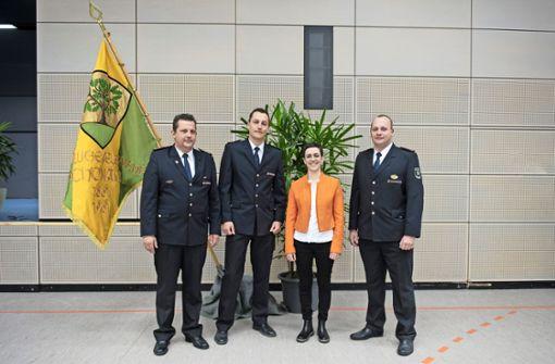 Neue Führungsriege bei der Feuerwehr