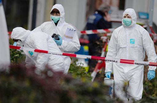 Attentäter absolvierte Gefechtstrainings in der Slowakei
