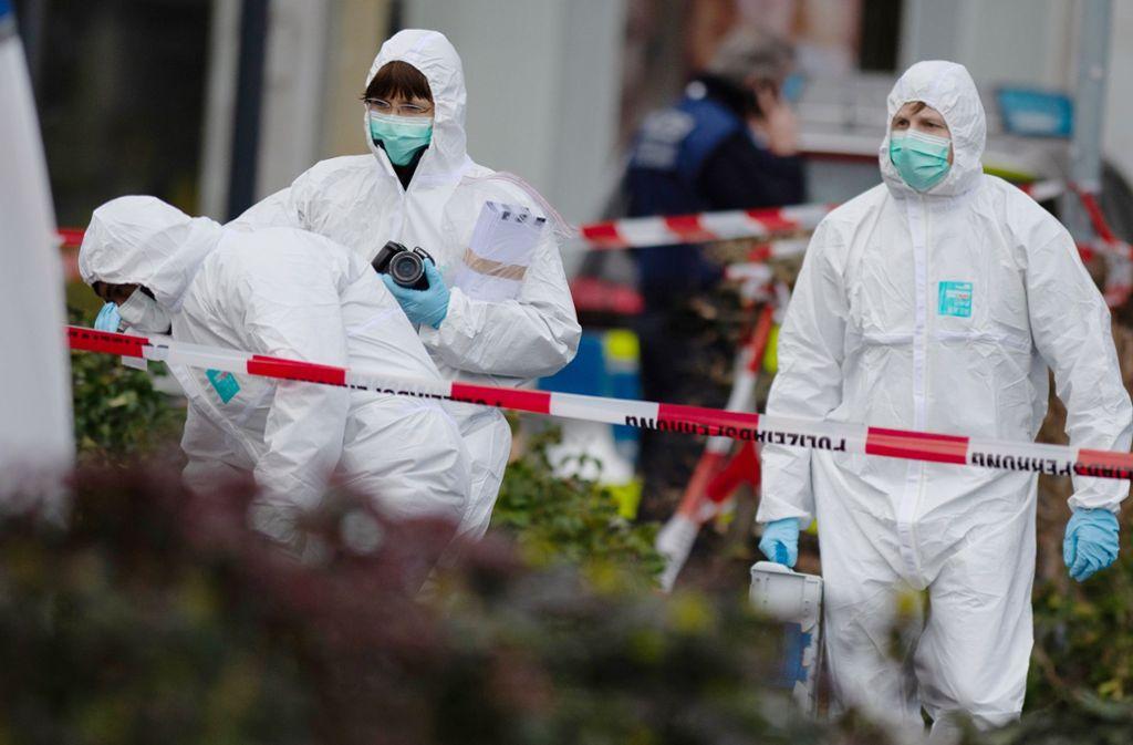 Insgesamt zehn Menschen soll Tobias R. in Hanau erschossen haben. Foto: Dorothee Barth/dpa/Dorothee Barth