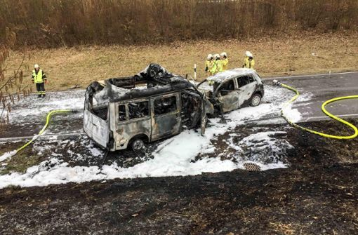 B312 bei Neckartenzlingen: Tragische Details nach tödlichem Unfall ...