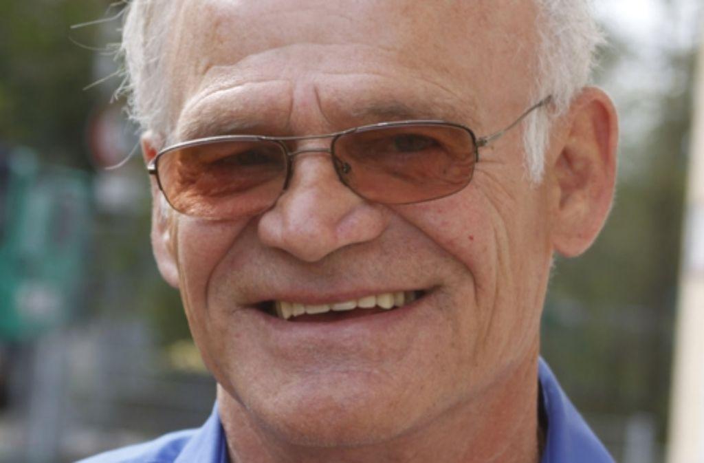 Max Haslbeck ist als Vorstand wiedergewählt worden. Foto: Isabelle Butschek
