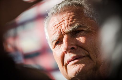Präsident des VfB Stuttgart gibt Erklärung ab