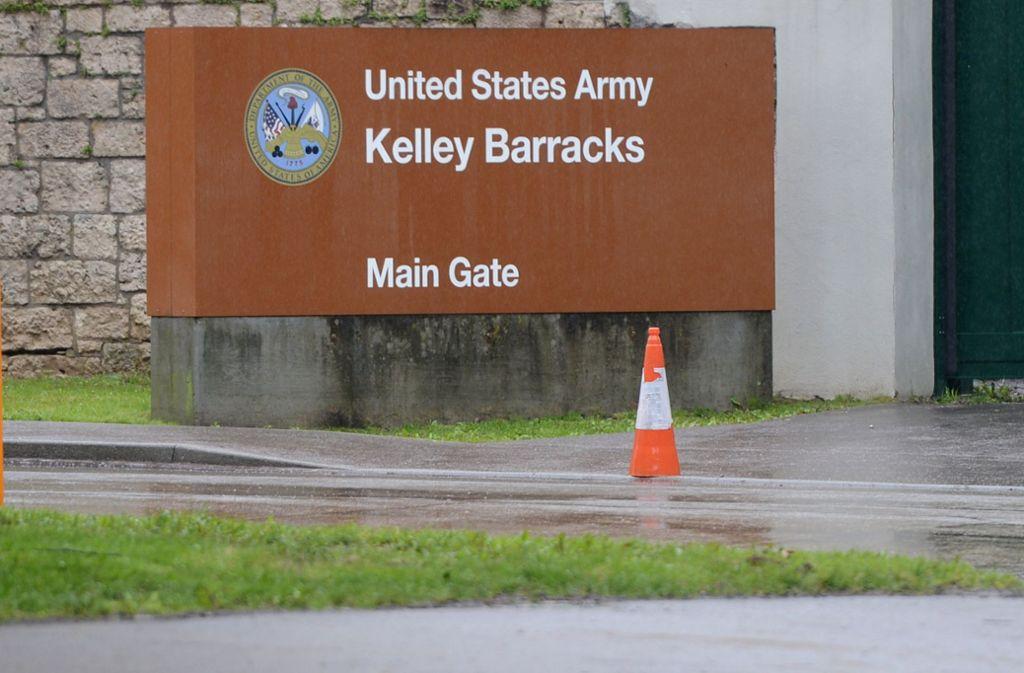 Auch in Stuttgart sind einige US-Soldaten stationiert. Foto: dpa/Franziska Kraufmann