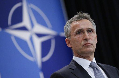 Nato-Minister wollen Stärkung der Ostflanke beschließen