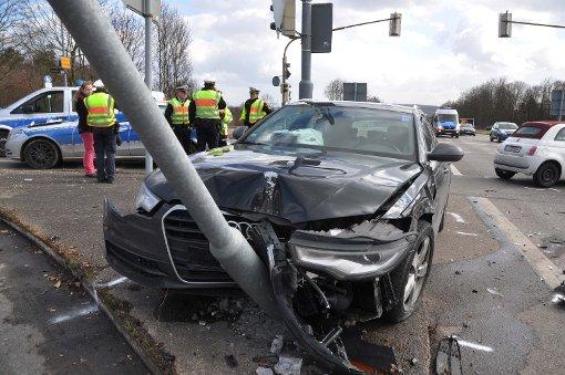 50.000 Euro Schaden nach Unfall