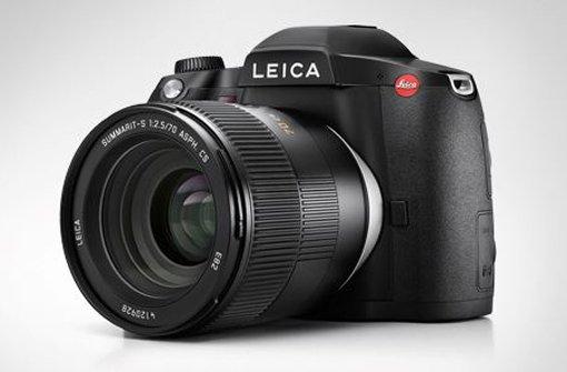 Leica S Firmware - Jetzt zum Download verfügbar!
