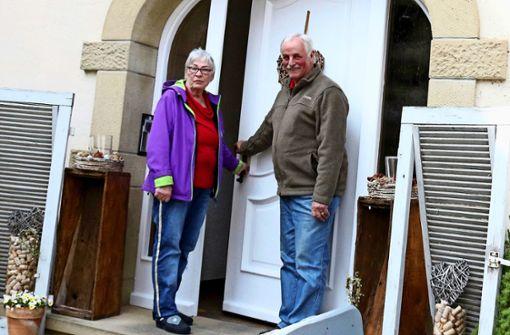 Brandopfer finden Zuflucht im Hotel Hirsch