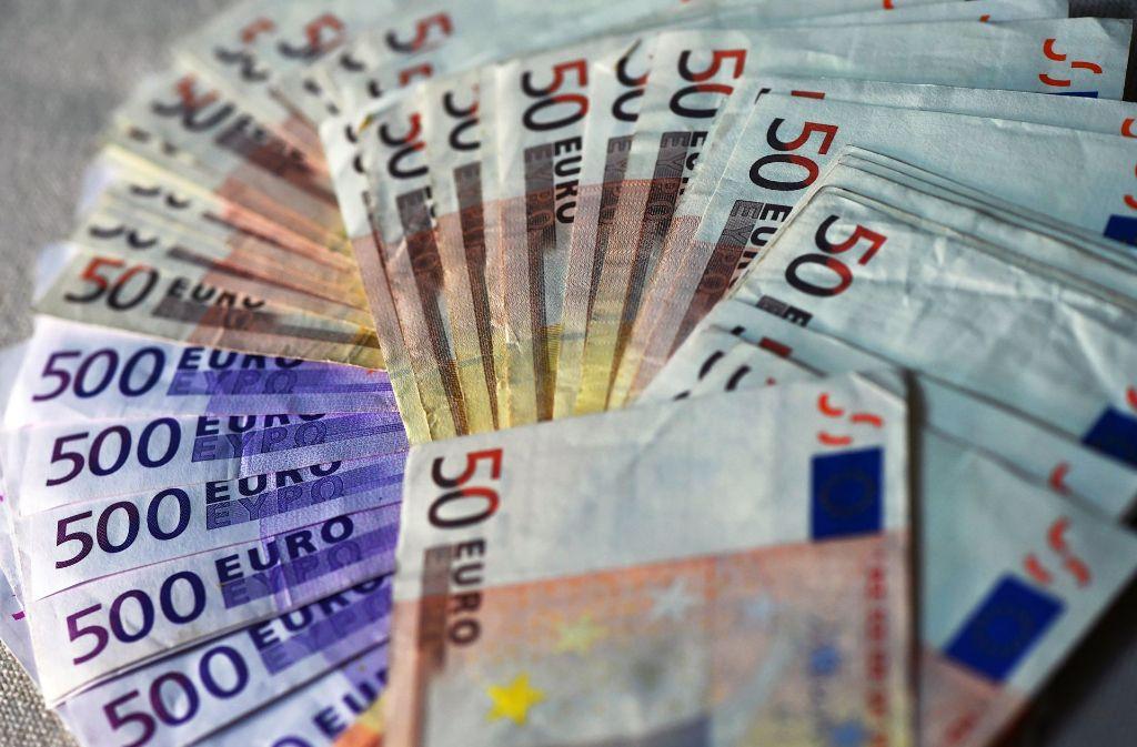 Ein in Stuttgart vertretenes Start-up setzt darauf, dass Bargeld weiterhin populär bleibt. Foto: dpa-Zentralbild