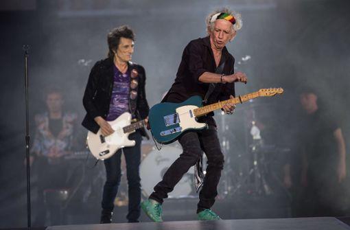 Ein Leben für die Rockmusik: Keith Richards wird 75