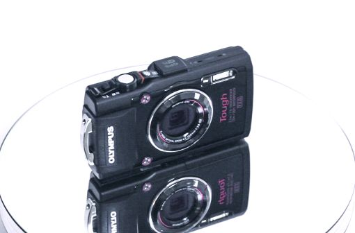 Olympus Stylus Tough TG-4 - Videoansicht