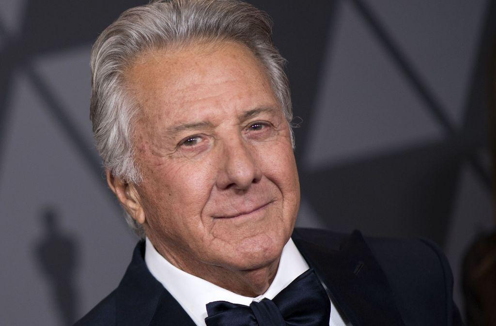 Dustin Hoffman ist ein großartiger Schauspieler. Aber als Mensch gerät er durch neue Anschuldigungen wegen sexueller Übergriffe immer tiefer ins Zwielicht. Foto: AFP