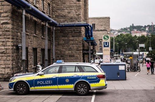 Immer mehr Straftaten an Bahnhöfen