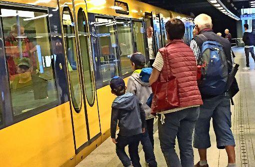 Bahnsteige in Heslach sollen nicht verlängert werden