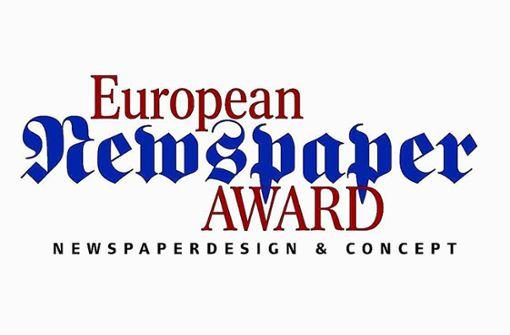 Auszeichnung für die StZ-Redaktion