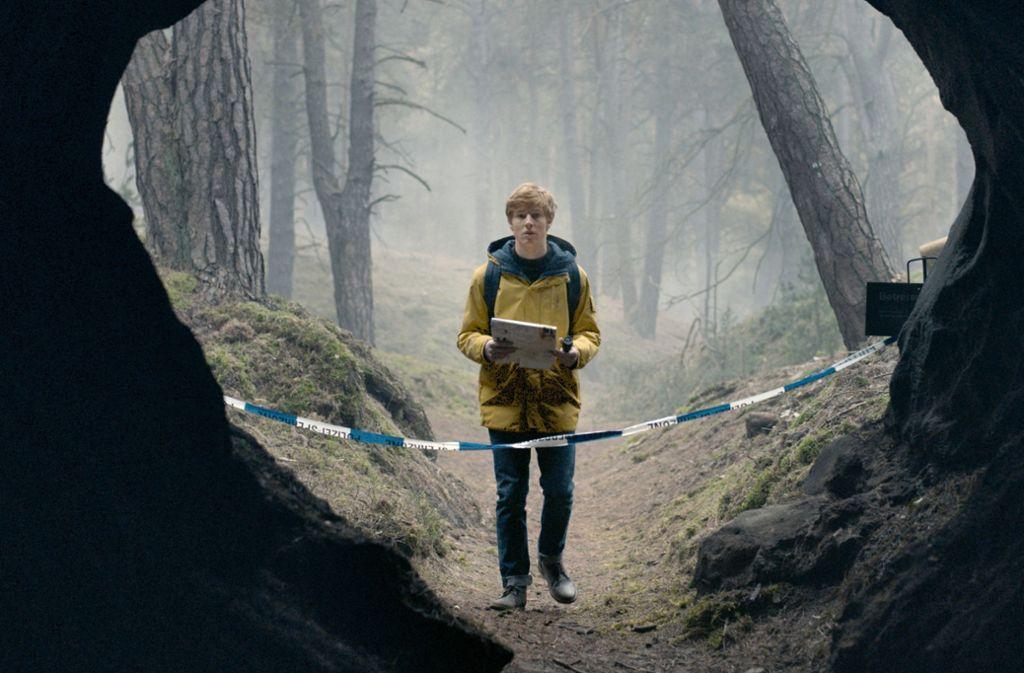 """Die deutsche Mysteryserie """"Dark"""" auf Netflix geht in die zweite Staffel. Foto: dpa"""
