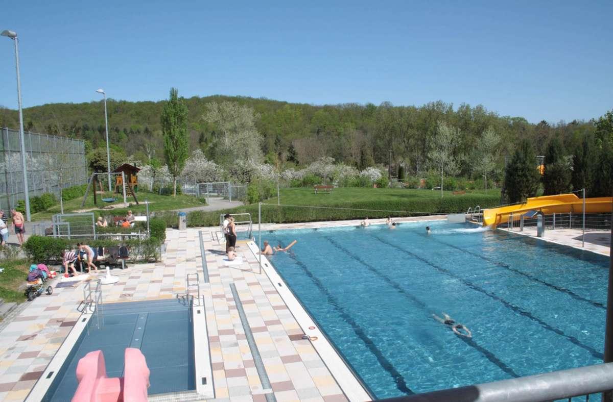 Das Botnanger Schwimmbad des ASV kann diesen Sommer nicht öffnen. Foto: Privat/Privat