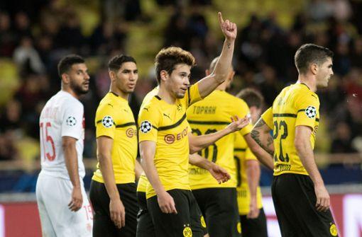 BVB lässt sich auch von Monaco nicht aufhalten