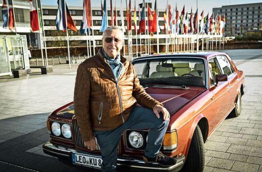 """""""Klassische Autos sind Kulturgüter"""""""