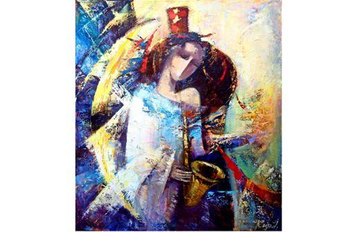 Warten auf die Kunst aus der Ukraine