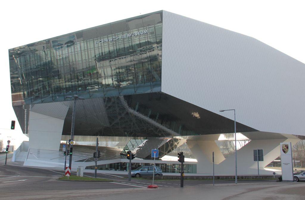 Besucht werden kann unter anderem das Porsche-Museum. Foto: Bernd Zeyer