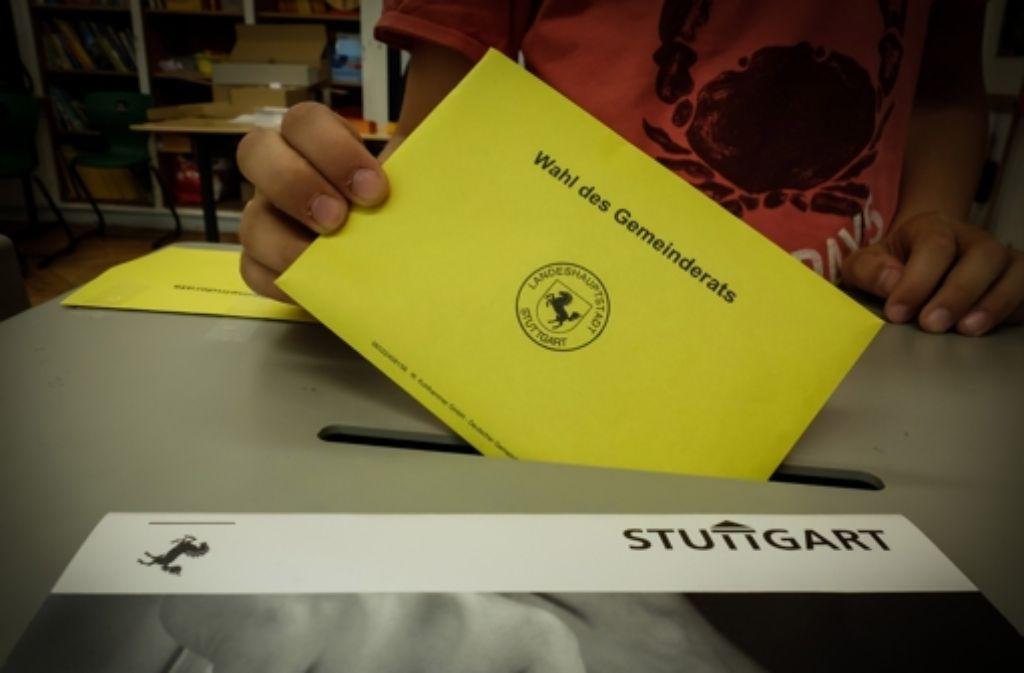 Das Statistische Amt hat sich das Ergebnis der Gemeinderatswahl nochmals genau angesehen. Foto: Achim Zweygarth