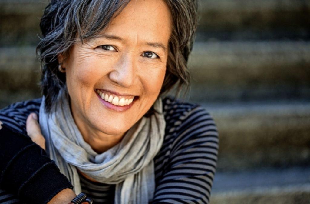 Ruth Ozeki lebt abwechselnd auf einer einsamen Insel und in New York. Foto: Verlag