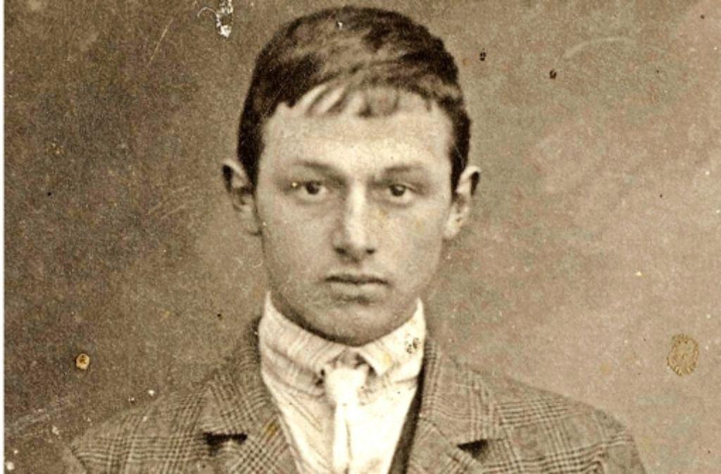 Dieses Foto zeigt Vincenzo Luigi Rossi, der vor 100 Jahren ums Leben kam. warum hat Udo Wieczorek von ihm geträumt? Foto: privat