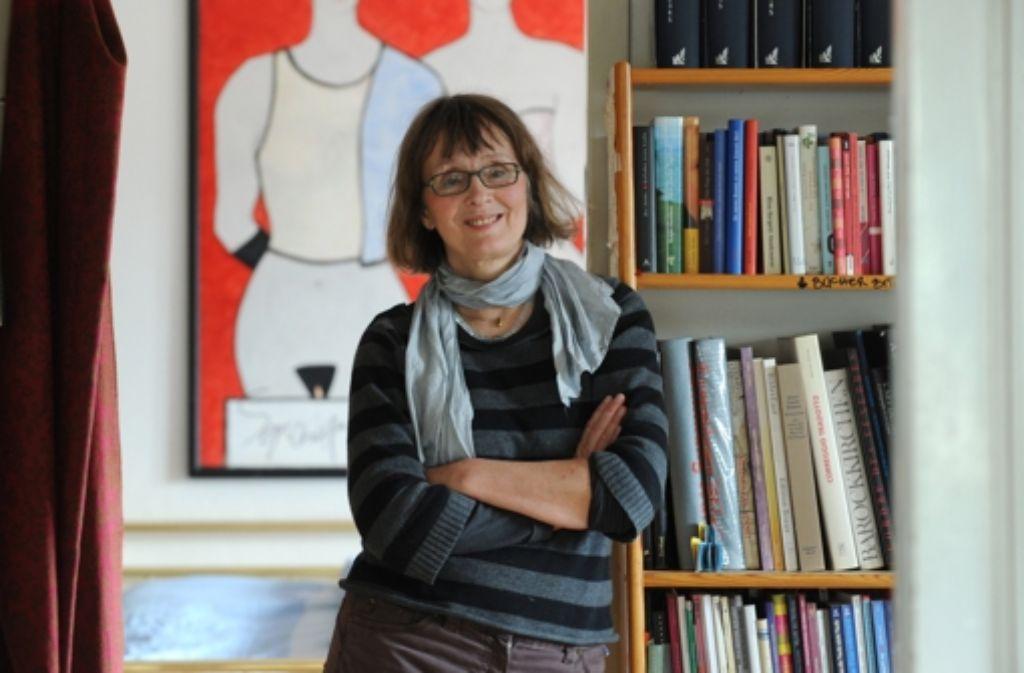 Die Verlegerin Claudia Gehrke kann drei Jubiläen feiern. Foto: dpa