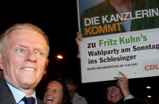 """""""Absage an die CDU im Ländle"""""""