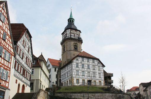 Backnang im Mittelalter