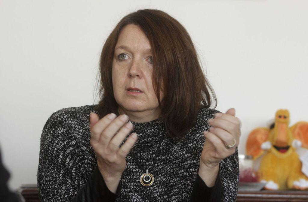 Michaela Nowraty gibt den Vorsitz des Elternbeirats ab. Foto: factum/Jürgen Bach