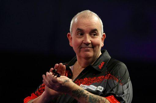 Rekordweltmeister Phil Taylor kehrt zurück auf die Darts-Bühne