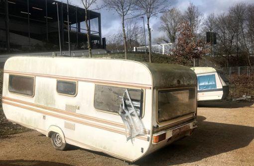 Polizei befreit Mädchen in Bonn aus Campingwagen