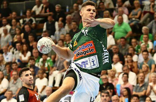 Die Leiden von Deutschlands Handball-Hoffnung