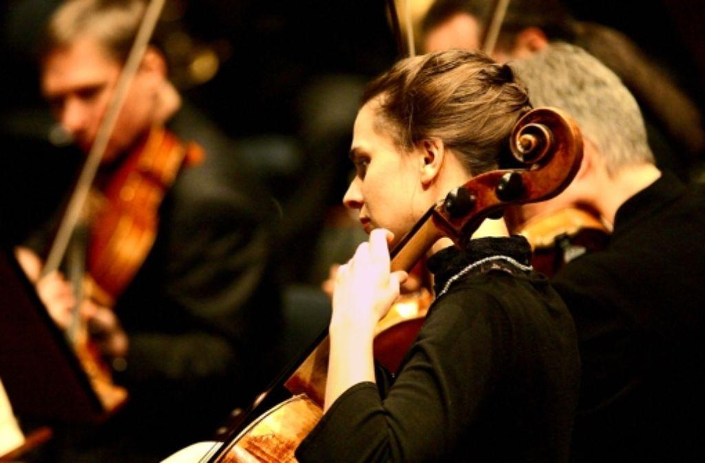 2016 sollen die Konzerte enden: das SWR-Sinfonieorchester Freiburg in Aktion Foto: SWR