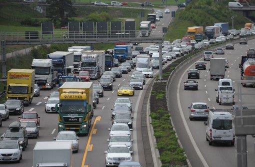 Bund und Länder ringen um Autobahnen