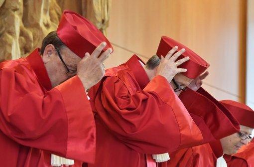 Verfassungsgericht kippt Versammlungsverbot