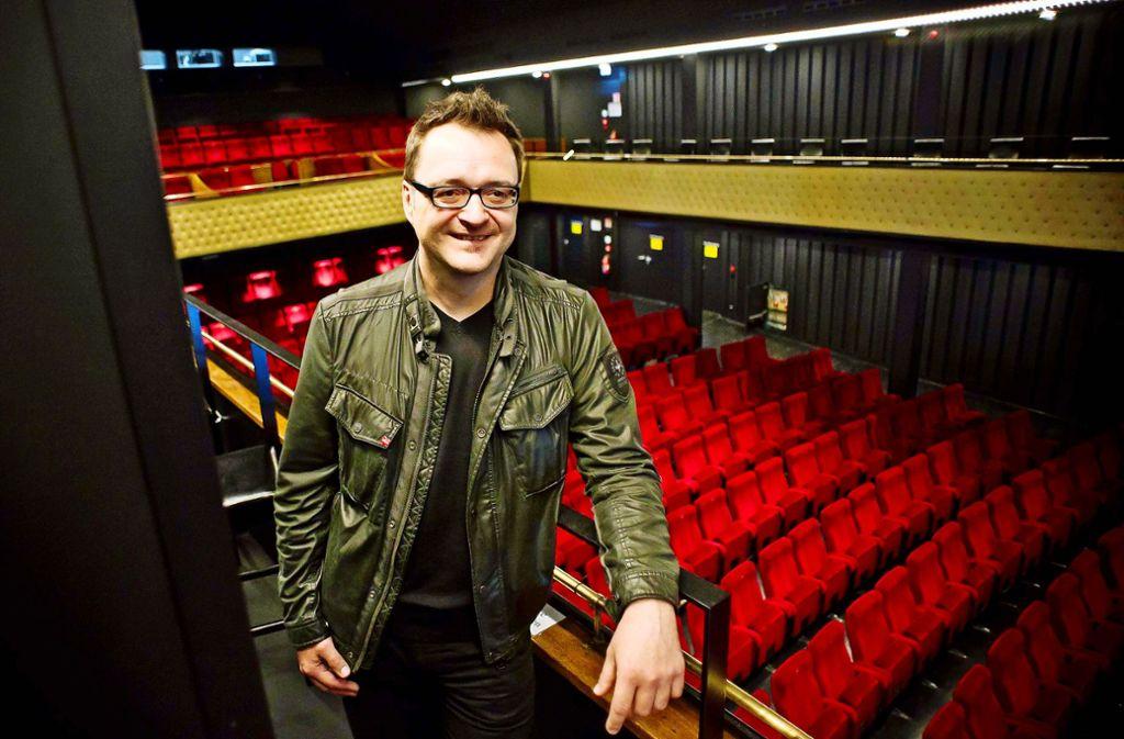 Der Scala-Geschäftsführer Edgar Lichtner Foto: Max Kovalenko
