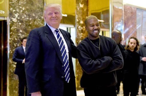 Rapper will mit Trump über Jobs für Häftlinge sprechen