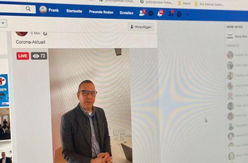 Virtuelles Gespräch mit Paal und Pfeiffer