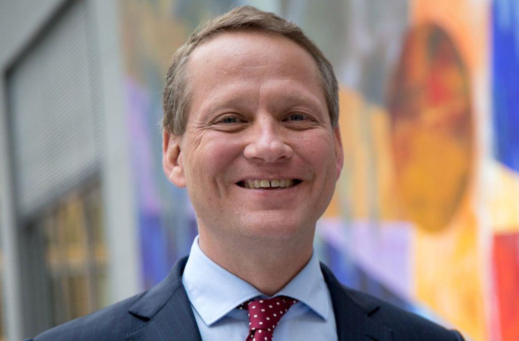 DIHK-Präsident Eric Schweitzer begrüßte das Karlsruher Urteil. Foto: dpa