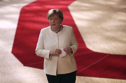 Merkel sieht Chance auf Durchbruch