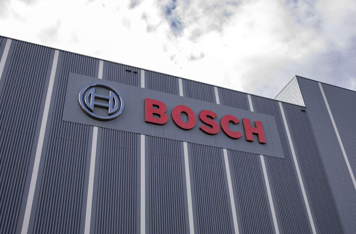 Bosch streicht Stellen an verschiedenen Standorten, einige davon sind in Baden-Württemberg. (Archivbild) Foto: imago images/Future Image/Robert Schmiegelt via www.imago-images.de