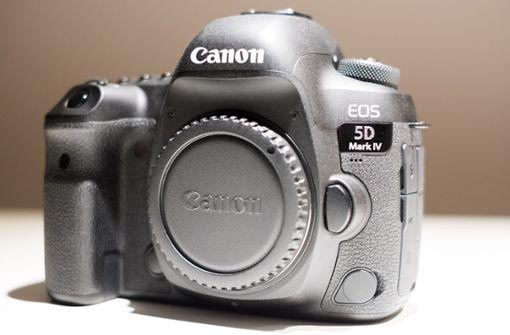 Canon EOS 5D Mark IV - Das Arbeitstier