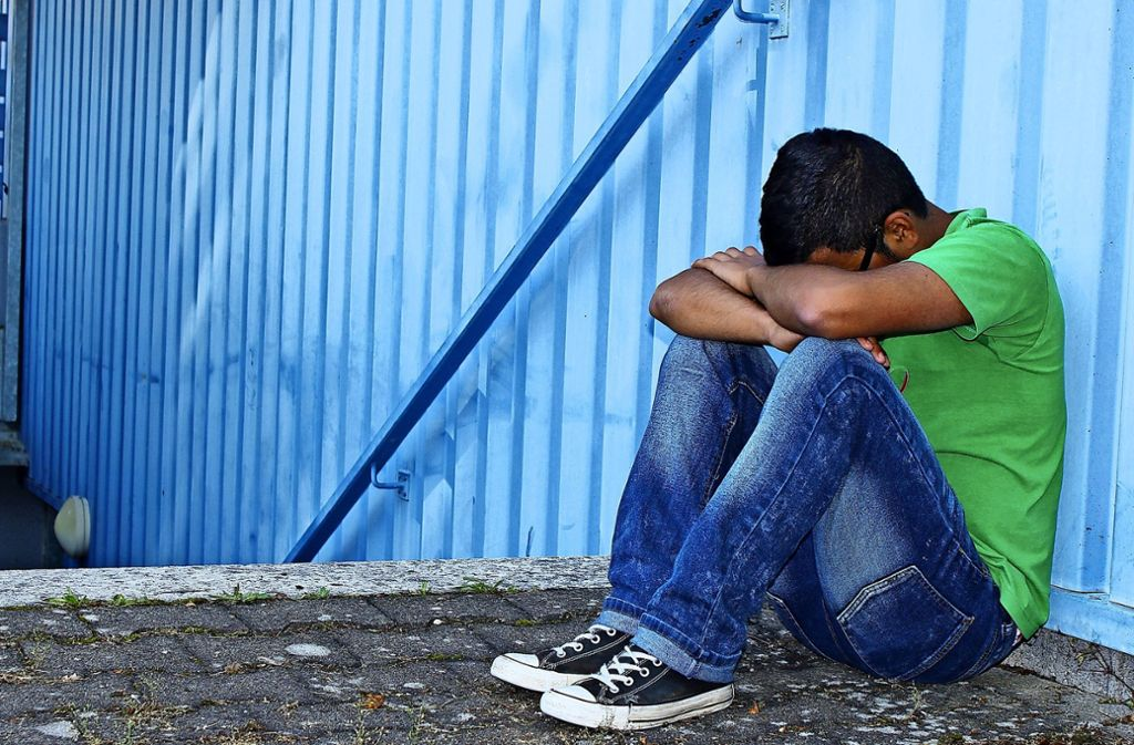 Laut einer Studie erfährt die Hälfte aller Kinder und Jugendlichen körperliche oder seelische Gewalt an der Schule. Foto: Fotolia