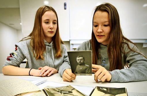 Preiswürdiges Projekt bringt Jugendlichen Kriegsnöte nahe